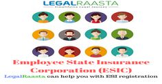 Get your #employees state #insurance with the help of experts at #LegalRaasta.  Visit : https://www.legalraasta.com/esi-registration/ #ESIRegistration #ESIRegistrationProcedure #LegalRaasta #ESI RS 4,499/-