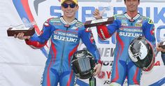 HAYDEN & ELIAS RE-SIGN FOR YOSHIMURA SUZUKI