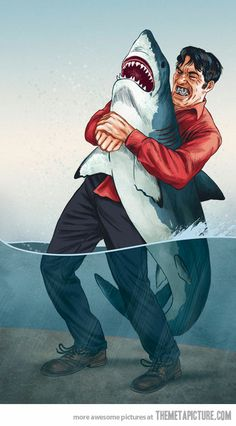jaws the shark vs jaws the 007 villan
