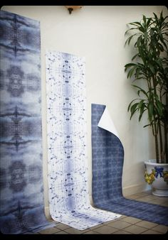 The Indigo Collection of Wallpaper - contemporary - wallpaper - new york - eskayel
