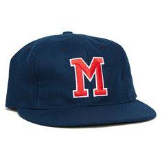 100% authentic 39236 a7262 University of Mississippi 1969 Vintage Ballcap