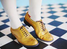 Shoes: Henri Lloyd