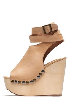 2bc769034e1e Jeffrey Campbell Shoes NUEVA New Arrivals in Nude platforms boho chic