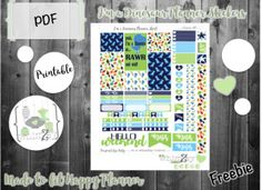 Time on Your Side Planner Sheet To Do Planner, 2017 Planner, Mini Happy Planner, Free Planner, Planner Layout, Printable Planner, Free Printables, Printable Stickers, Planner Stickers