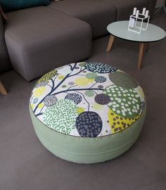 Good addition to a living room, where high costs of other furniture can make the whole room tip towards bland. These little pieces add life. Love it!