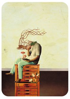 Velcro-Art // SURREAL COLLAGE ArtistRaintree1969| currently...