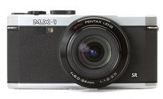 Pentax MX-1 Silver
