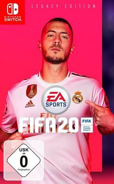 Buy FIFA 20 on Switch at Mighty Ape NZ. EA SPORTS FIFA 20 Legacy Edition on Nintendo Switch featuring the latest kits, clubs, and squads from some of top leagues around the world. Playstation, Ea Sports, Sports Games, Uefa Champions League, Europa League, Fifa Ultimate Team, Nintendo Switch Fifa, Nintendo 3ds, Fifa Soccer