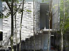 Dog Concrete House by Kevin Low, Kuala Lumpur, Malaysia   DesignRulz.com