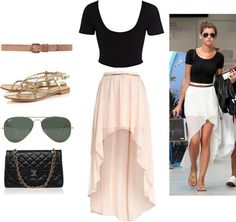 """""""Eleanor Calder inspired"""" by jessicasteed on Polyvore. I'm obsessed with Eleanor!"""