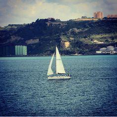 #Tagus #Tagus_River #Belem #Lisboa #Lisbon #Portugal