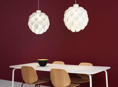 Suspension Norm 12, design Simon Karkov pour #NormannCopenhagen - #matea
