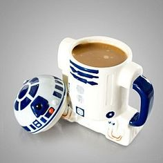 R2D2 Mug…MUST HAVE!