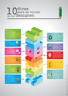 10 dicas para se tornar um designer