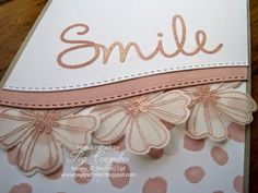 So You Stampin' Up! Inspiration from Catalogue