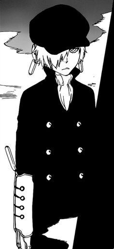 Yukio. #bleach