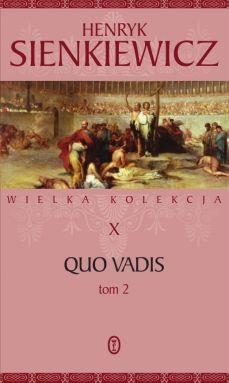 QUO VADIS T.2 Henryk Sienkiewicz KSIĘGARNIA INTERNETOWA AURELUS