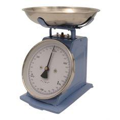 PLINT Køkkenvægt - Sky lyseblå