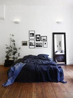 9 alternativas para decorar habitaciones sin cabecera.