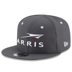 Daniel Suarez New Era Arris Diamond Era 9FIFTY Snapback Adjustable Hat -  Gray -  31.99 3b54c3a843a5