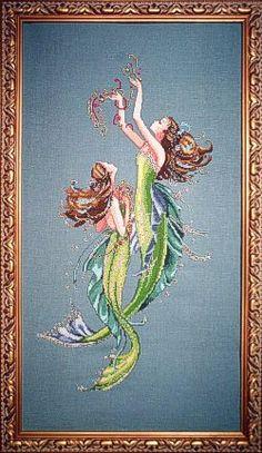 Mermaids of the Deep Blue~ Mirabilia