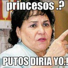 Los memes de Carmen Salinas | Fernando Ortiz