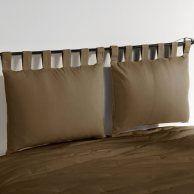pillow headboard