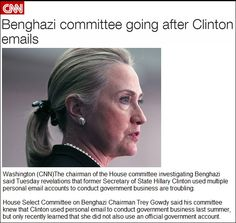 The Obama Administration - including Hillary Clinton and her aides - have worked feverishly to hide the truth of what happened in the Benghazi attack from the American people. http://us9.campaign-archive2.com/?u=3e791128f9941a9ebe3983a18&id=112b18ede7