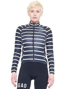 Women's Long Tall Stripe Jersey