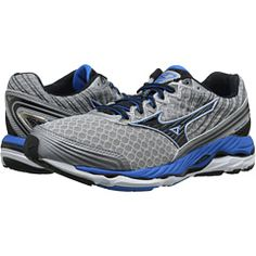 fbf2ceb7fa21 Mizuno Wave Paradox 2 Alloy Black Electric Blue Lemonade - Zappos.com Free