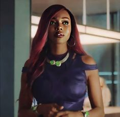 Titans Anna Diop, Titans Tv Series, Female Pose Reference, My Superhero, Dc Memes, Daddys Little, Dc Characters, Jason Todd, Detective Comics