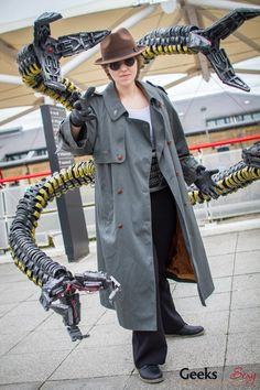 Doctor Octopus - MCM London Comic-Con 2014