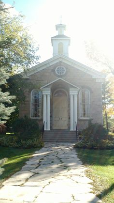 Ancaster Old Town Hall Town Hall, Old Town, Wedding Ideas, Mansions, House Styles, Vintage, Home Decor, Mansion Houses, Homemade Home Decor