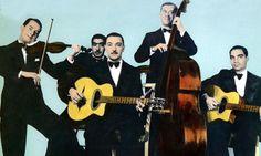 Django Reinhardt and the 007