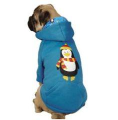 Casual Canine Penguin Pal Dog Hoodie - Dog.com