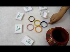 Karva chauth and Diwali theme tambola for your parties - YouTube