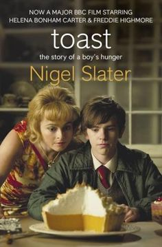 Toast  : The Story of a Boy's Hunger - Nigel Slater. 'Toast' is top food writer Nigel Slater's eat-and-tell autobiography. Detailing all the food, recipes and cooking that have marked his passage from greedy schoolboy to great food writer, this is also a catalogue of how the British have eaten over the last three decades.