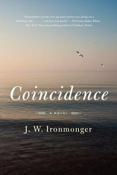 Coincidence by J.W.Ironmonger at The Reading Cafe: http://www.thereadingcafe.com/coincidence-by-j-w-ironmonger-review-interview-and-giveaway/