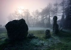 The Rollright Stones by Angie Latham, via 500px