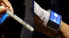 Lenovo apresenta seus protótipos desmartphone flexivel, tablet dobrável e tênis inteligente - Stylo Urbano #tecnologia #inovação #smartphne #tablet #celular #design #wearables