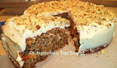 Greek Sweets, Greek Desserts, Greek Recipes, Desert Recipes, Pureed Food Recipes, Canning Recipes, Sweets Recipes, Cake Recipes, Donuts