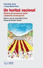 SANT JORDI-2013. Especial nacionalisme. Antonieta Jarne. Un horitzo nacional. 323 CAT
