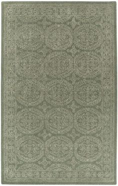 Tracery Mint Rugs - Capel Rugs