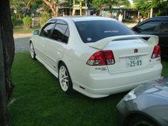 2001 - 2005 Honda Civic