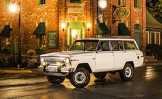 Old Jeeps are cool, and they look even cooler in this collection of stunning photos. See the images and read more at Car and Driver.