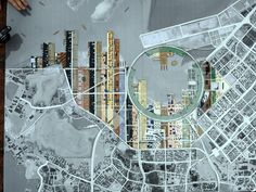 OMA is a leading international partnership practicing architecture, urbanism, and cultural analysis Architecture Site Plan, Site Analysis Architecture, City Architecture, Architecture Diagrams, Architecture Graphics, Architecture Portfolio, Pearl River Delta, Landscape Diagram, City Collage