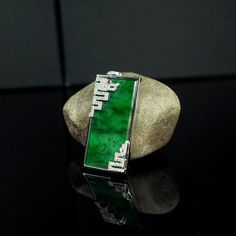 Jadeite Jade 設計款翡翠墬子