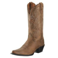Cowboy Boots Heritage Western J Toe - Ariat