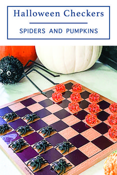 Put a spooky twist on a classic game this Halloween Season with inspiration from Everyday Party Magazine #HalloweenGames #ClassicPartyGames #HalloweenGamesForKids