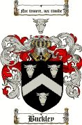 Buckley Coat of Arms / Buckley Family Crest